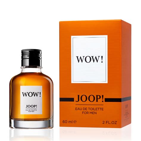 Mens Edt joop wow for edt 60ml