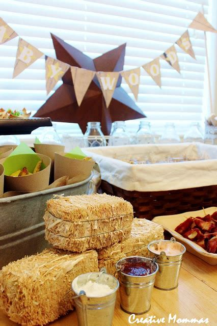 Country Themed Baby Shower by I Pears Country Themed Baby Shower