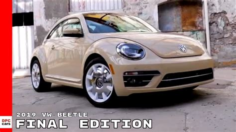 2019 Volkswagen Bug by 2019 Vw Beetle Edition