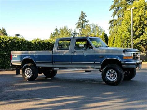 automobile air conditioning repair 1993 ford f250 engine control 1993 ford f 350 4x4 crew cab 4dr auto 7 3l turbo diesel 167k orig miles 100 pics