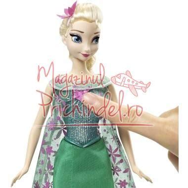 Elsa Frozen Fevern 2 Can Sing Song disney frozen fever singing elsa