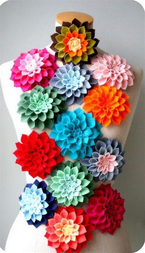 Simple Paper Crafts For Adults - arts and craft ideas for adults diy