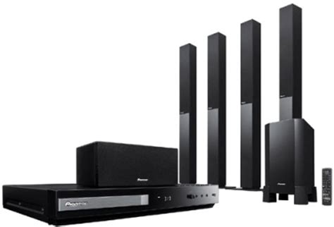 pioneer htz272dvd home theater system accessories