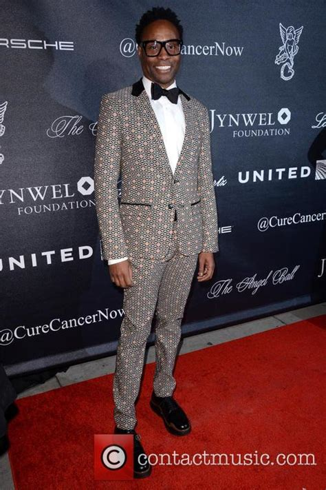 billy porter contact billy porter news photos and videos contactmusic