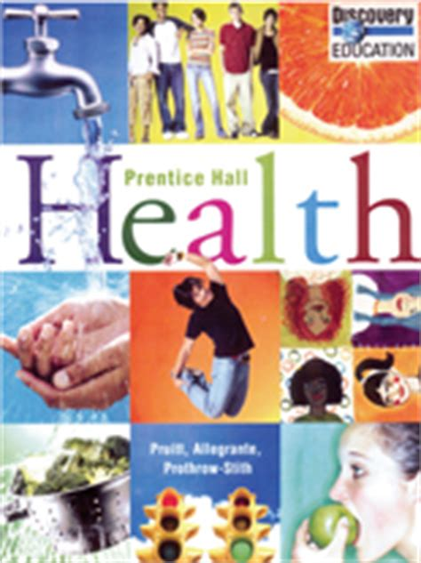 a with health books science programs pearson prentice health 169 2010