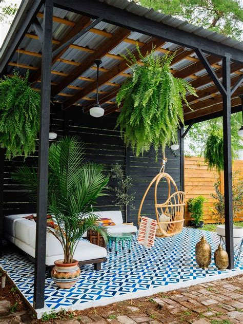backyard sted concrete patio ideas the 25 best patio roof ideas on pinterest patio