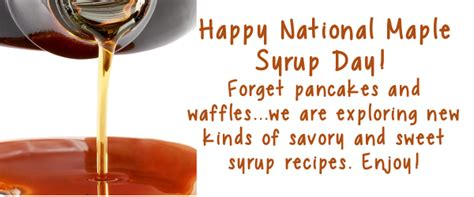 national day wiki user asnow89 national maple syrup day cocktails wiki fandom powered by wikia
