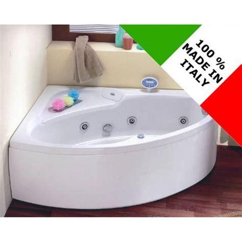vasca da bagno angolare vasca da bagno idromassaggio angolare 150x100 cm san marco