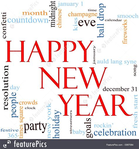 100 another word for happy new year big words for
