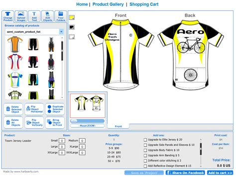 Quality Semi Custom Cycling Clothing Kits Made In The Usa Cycling Jersey Design Template