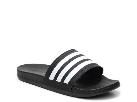 Adidas Adilette Chunky Sandal adidas adilette cloudfoam ultra stripes slide sandal black white 365944 001 25 02