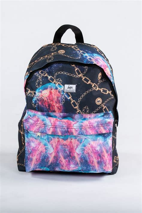 image of hype jelly fish chain backpack bags pinterest
