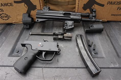 take you down mp mp 5 clone from pakistan pakistani ordnance factory s pof 5