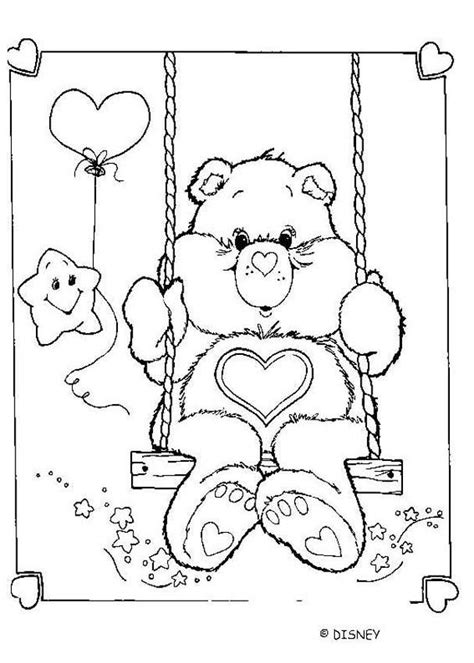 Marriage bisounours dessin