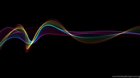 abstract black rainbow   hd wallpapers desktop