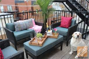 Patio Sets For Small Decks by Looking For Small Patio Furniture Minimalisthouse Co