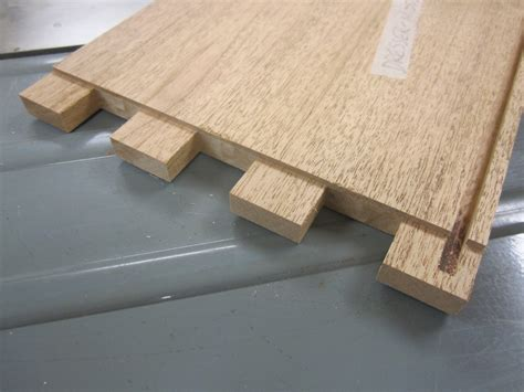 Phase Iii Drawer Construction Pegs And Splines