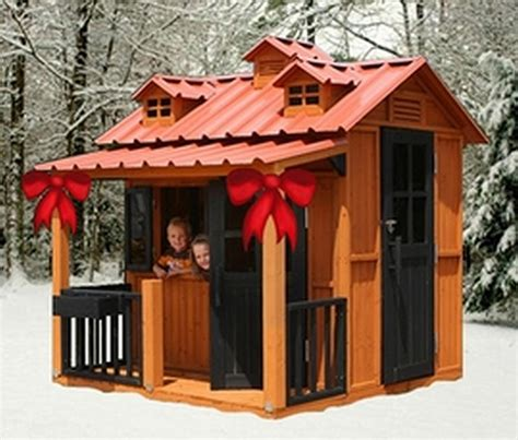 backyard playhouse kits kids outdoor playhouse kits kids outdoor playhouse for
