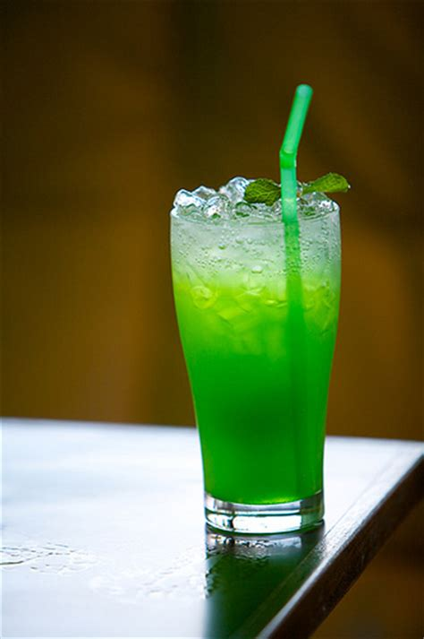 green cocktail cocktail recipe all green genius at everything
