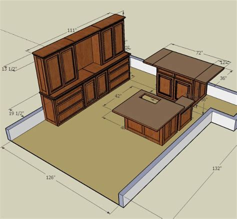 sketchup furniture decoration access