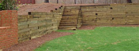 retaining walls retaining wall constuction builders