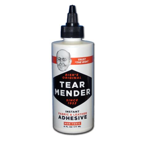 Leather Upholstery Glue by Tear Mender Fabric Leather Adhesive Tear Mender Instant