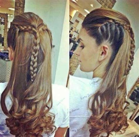 braid hairstyles for long curly hair 35 long hair braids styles hairstyles haircuts 2016 2017