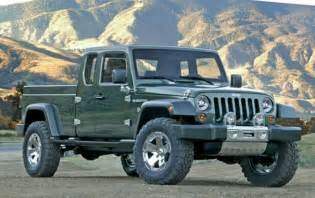 Jeep Gladiator Release Date 2016 Jeep Gladiator Truck Release Date Price Specification