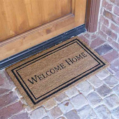 Welcome Home Mats by Quot Welcome Home Mats Quot