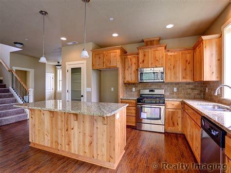 cabinets knotty alder kitchen alder pinterest beautiful green kitchen with energystar appliances and