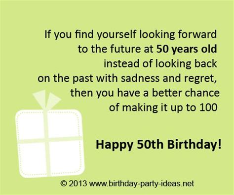 50 Happy Birthday Quotes 50th Birthday Quotes If You Find Yourself Looking Forward