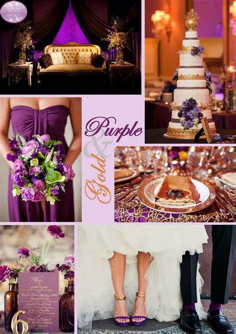 best 25 purple gold weddings ideas on eggplant color dress purple wedding colour
