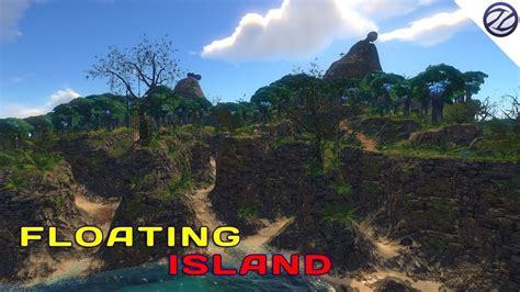 The Floating Island i found the floating island subnautica part 2