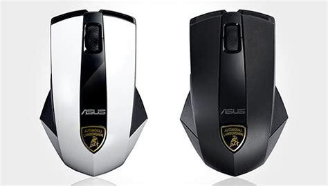 Mouse Asus Lamborghini asus automobili lamborghini wireless laser mouse mikeshouts