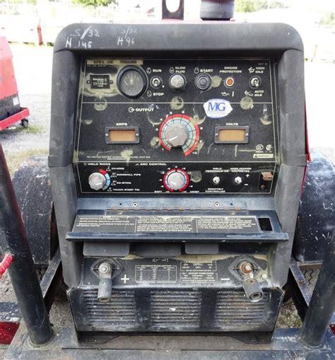 lincoln ranger 305d lincoln ranger 305d dsl welder 10 kw generator bay area