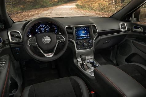 jeep grand interior 2018 jeep grand cherokee review and concept 2018 2019