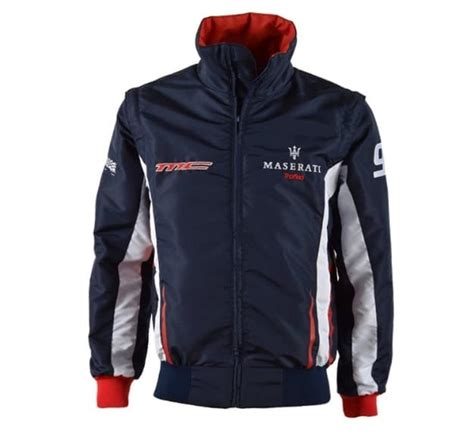 Maserati Clothing by Maserati Mc Trofeo 2013 Clothing Line Autofluence