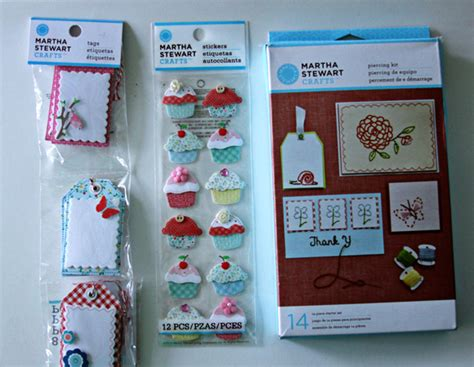 Martha Stewart Paper Crafts - giveaway martha stewart crafts pack dollar store