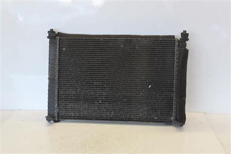 Air Radiator 1liter Megacool 2003 ford 1 4 litre diesel manual radiator rad for non air con ebay