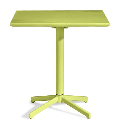 large square folding table capri folding square table zuri furniture