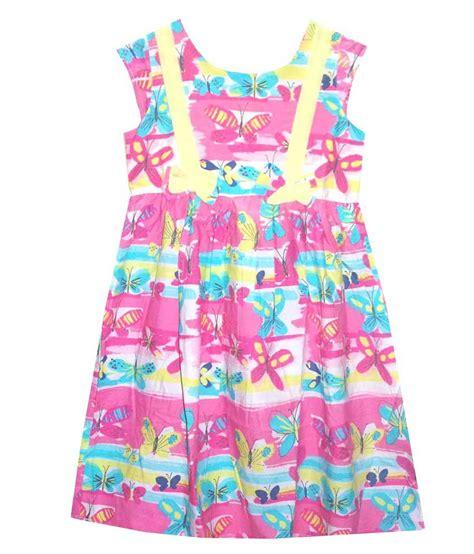 Jumpsuit Sizuka shizuka pink cotton frock buy shizuka pink cotton frock at low price snapdeal