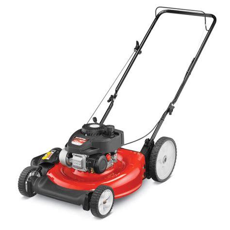 bs yard machines  push mower mtd parts