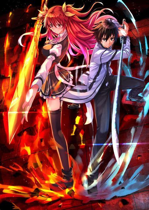 imagenes del anime vire knight 10 animes de a 231 227 o com romance que o casal namora