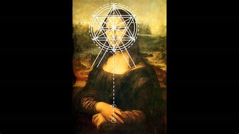 leonardo da vinci illuminati mona leonardo da vinci s use of sacred geometry