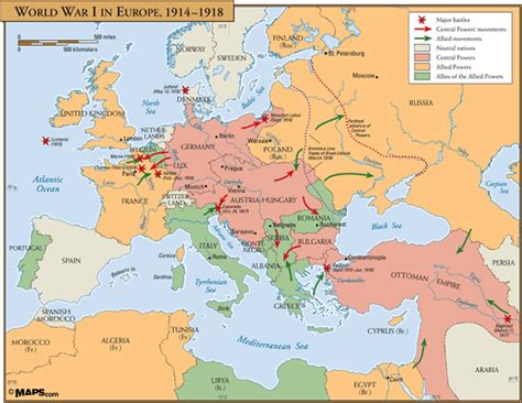 world war 1 map of europe the gallery for gt blank map of europe before world war 1