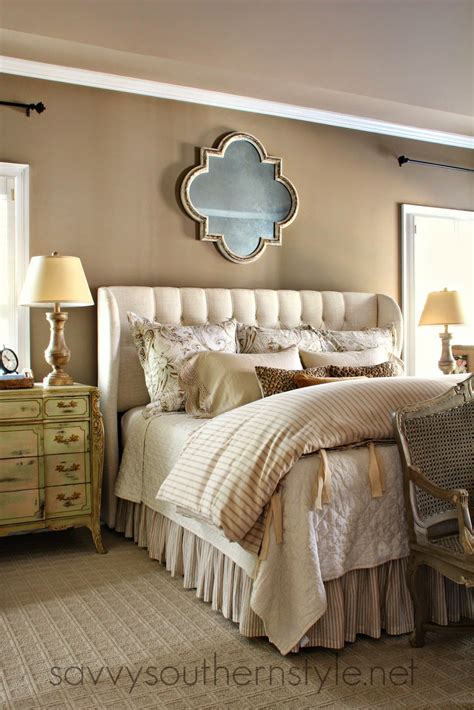southern bedrooms savvy southern style master bedroom source list
