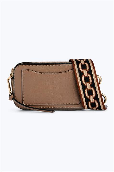 Ready Jual Tas Bag Marc Jacob Snapshot Leather Mirror White marc snapshot small bag grey multi modesens