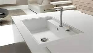 Corian Worktop And Sink Corian Worktops Corian Kitchen Worktops Corain