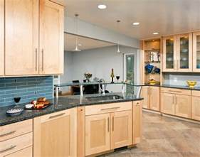 maple cabinet kitchen ideas contemporary maple kitchen