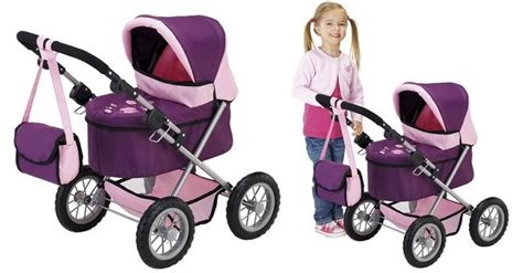 black doll tesco half price purple dolls pram changing bag now 163 20